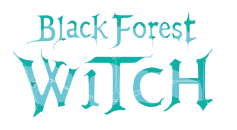 Black Forest Witch Logo
