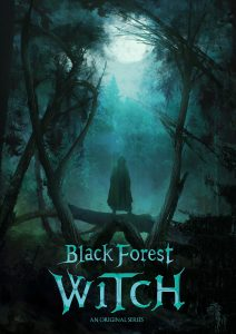 Black Forest Witch Poster