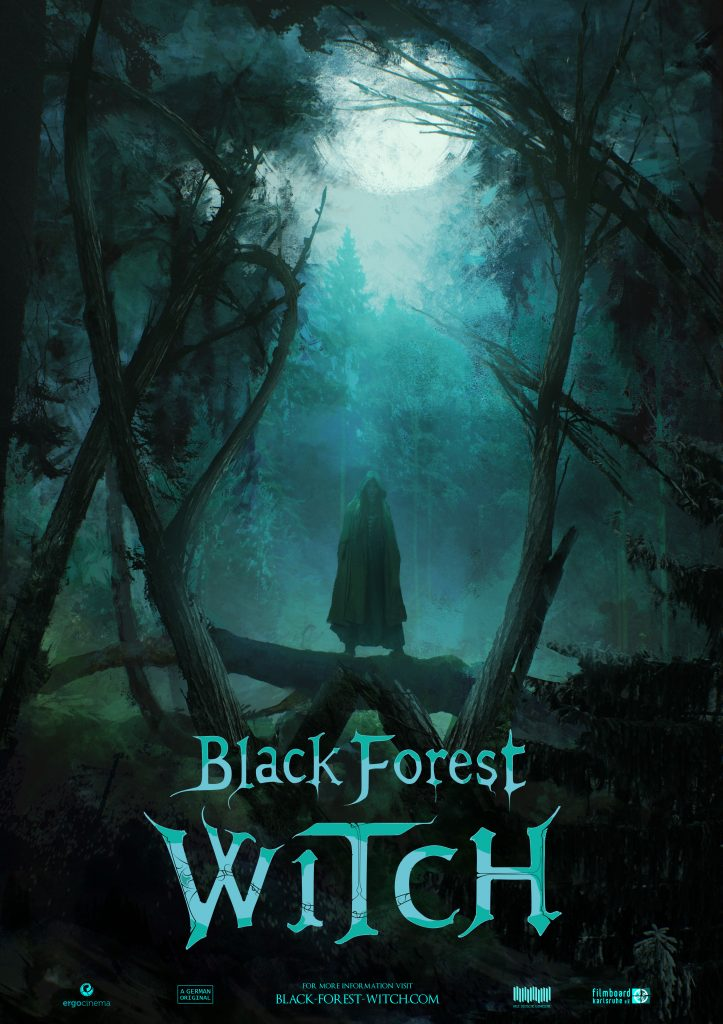 Final Poster for Black Forest Witch