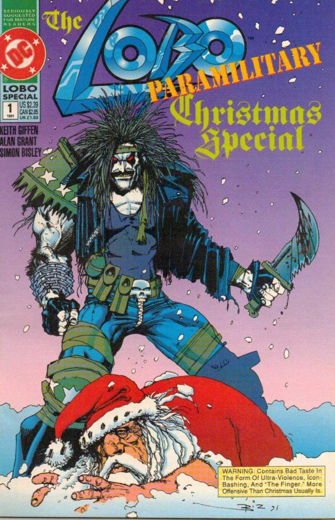 Lobo: The Dark Fantasy Comic