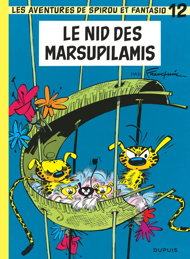 Marsupilami: One of the weirdest Fantasy characters