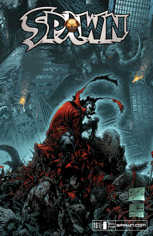 Spawn: Visions from a Nightmare