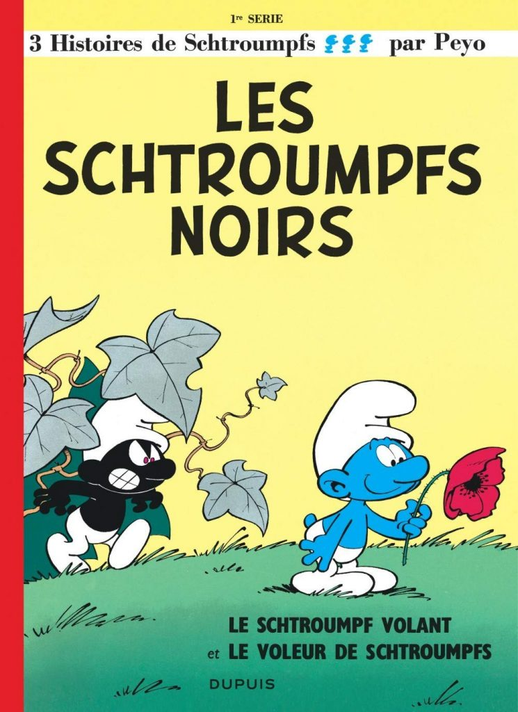 The Smurfs: Loveable Fantasy Characters