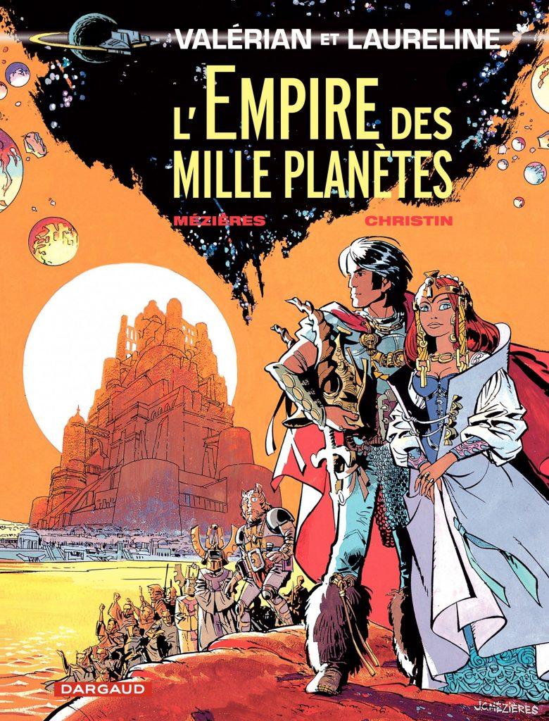 Valerian et Laureline: The #1 Science Fantasy Comic