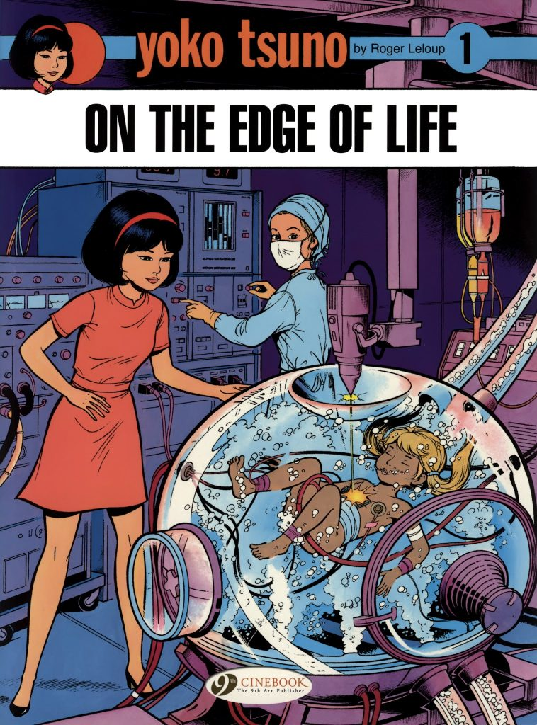 Yoko Tsuno: Science Fantasy with attention to detail